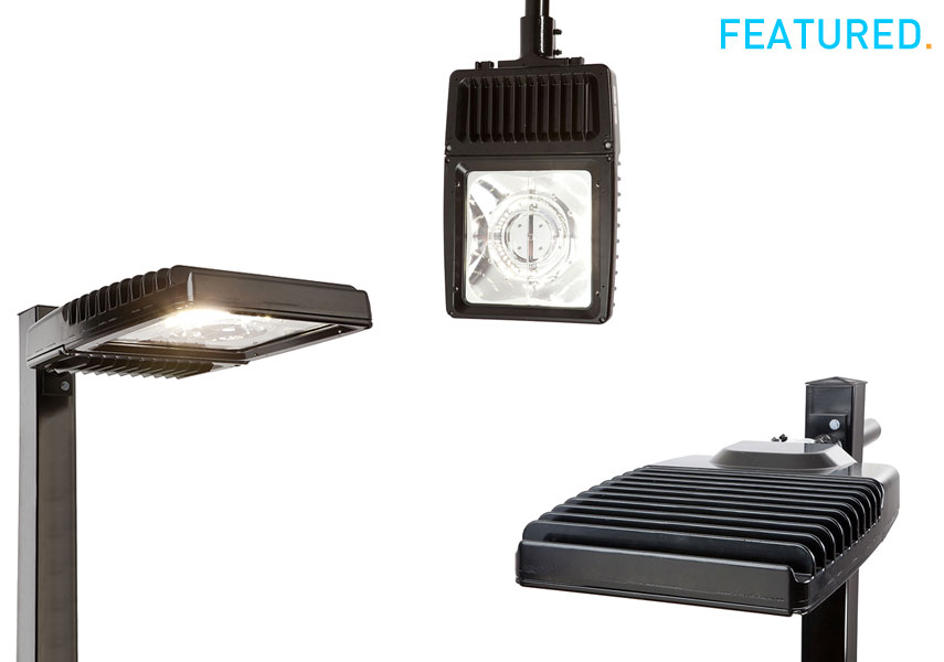 GE Evolve™ Scalable LED Area Light (FLC Featured Product)
