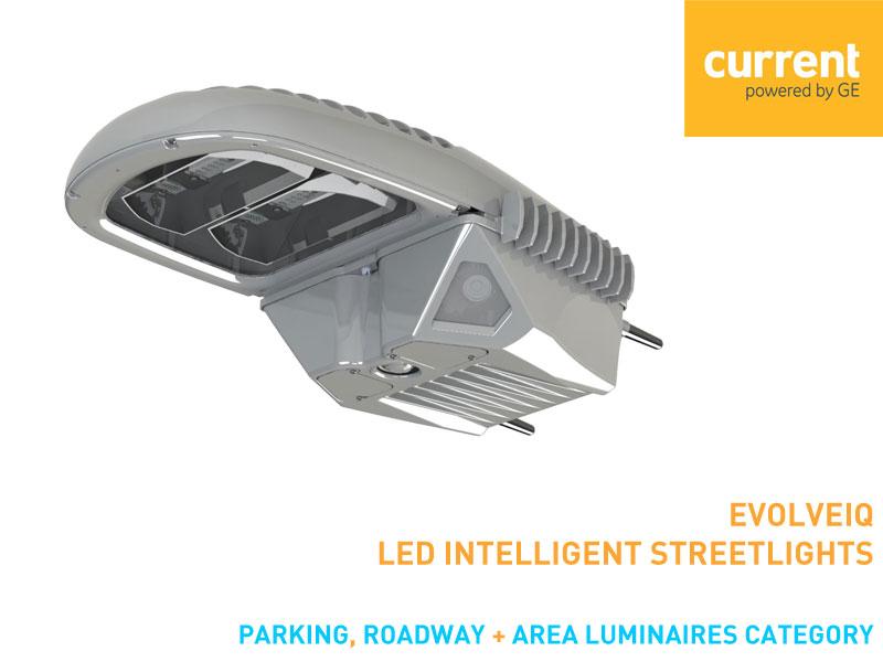 Fisher Lighting and Controls Lightfair International LFI 2016 Innovation Awards Current by GE Reggiani Nominations evolveiq led intelligent streetlights