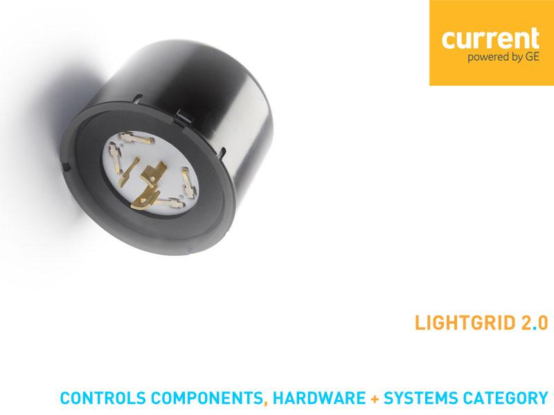 Fisher Lighting and Controls Lightfair International LFI 2016 Innovation Awards Current by GE Reggiani Nominations lightgrid 2.0