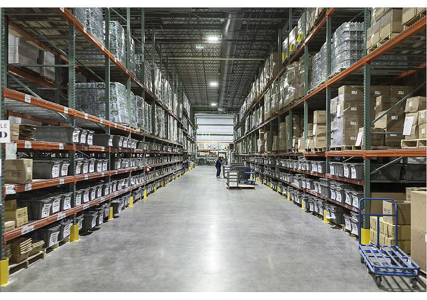 GE Albeo Natural Grocers Distribution Center
