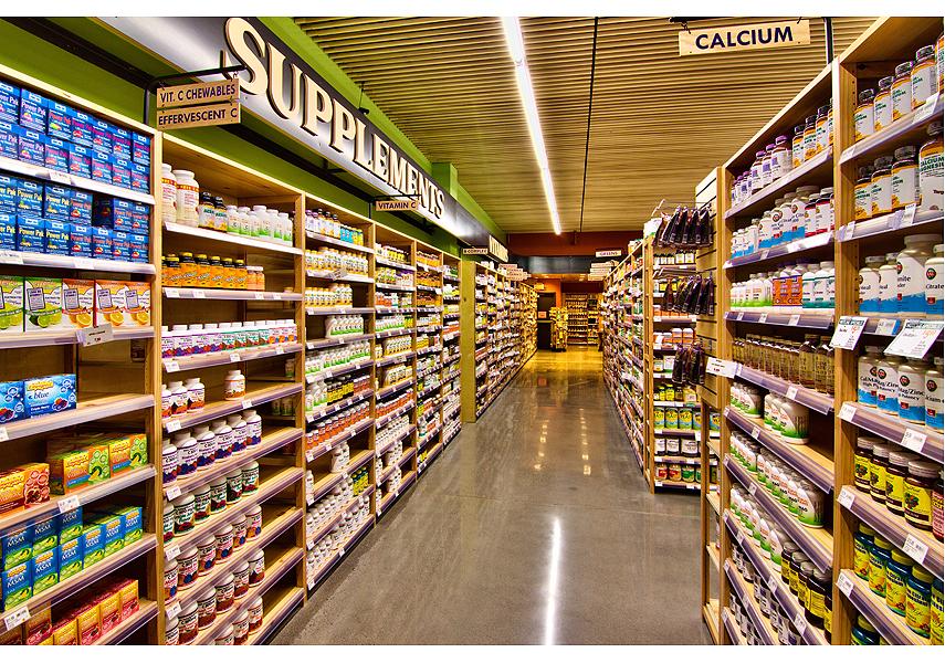 GE Albeo Natural Grocers Store