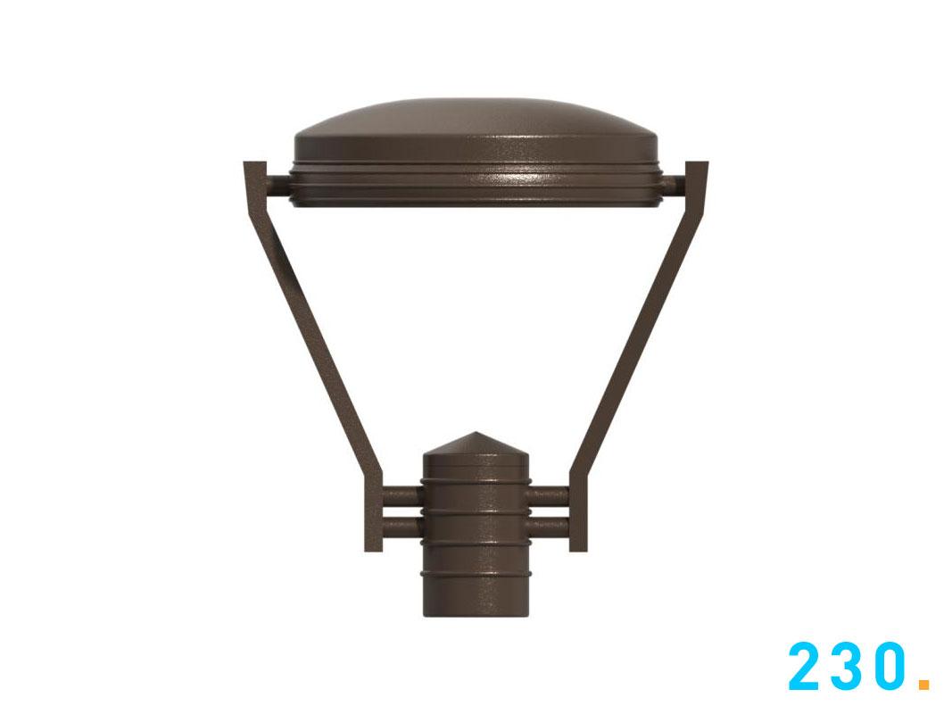 Fisher Lighting and Controls ANP Lighting LED Site Lighting 220/230 Series Info