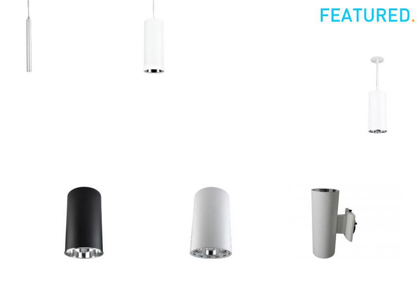 Vantage Lighting LED Cylinders (FLC Featured Product)